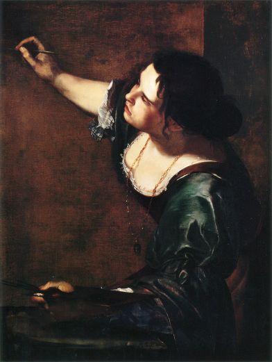 """""""Autoritratto come allegoria della Pittura"""" (1638-1639)"""