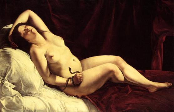 Cleopatra (1621-1622)