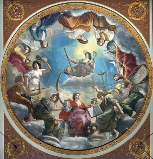 """""""Allegoria della Pace e delle Arti"""" (1635-1638)"""