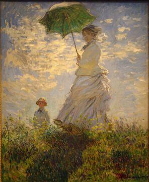 """""""La Passeggiata"""" (1875)"""